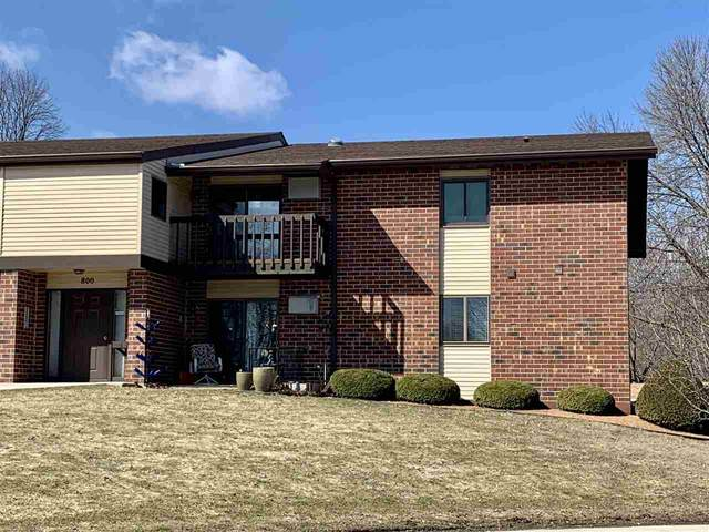 800 S Park Avenue 2-E, Fond Du Lac, WI 54937 (#50217363) :: Todd Wiese Homeselling System, Inc.