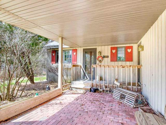 8795 Cana Cove Road, Baileys Harbor, WI 54202 (#50217520) :: Dallaire Realty