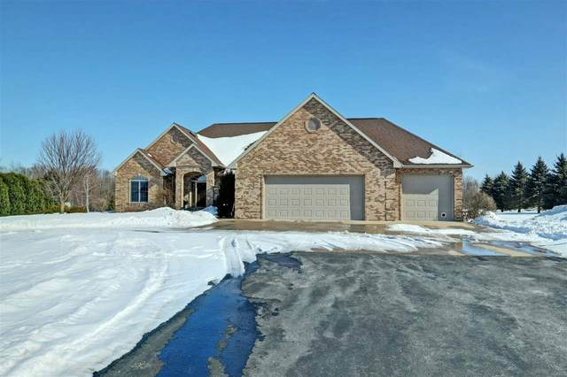 1374 S Madison Street, Chilton, WI 53014 (#50217690) :: Todd Wiese Homeselling System, Inc.