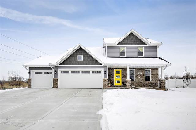 316 Hidden Creek Trail, Green Bay, WI 54303 (#50218262) :: Todd Wiese Homeselling System, Inc.