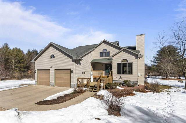N1168 Marten Road, Fremont, WI 54940 (#50218273) :: Todd Wiese Homeselling System, Inc.