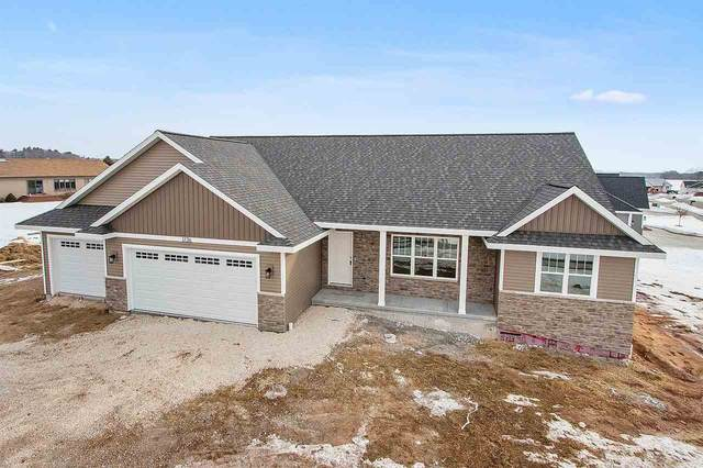 1726 Red Oak Street, Green Bay, WI 54313 (#50218356) :: Todd Wiese Homeselling System, Inc.