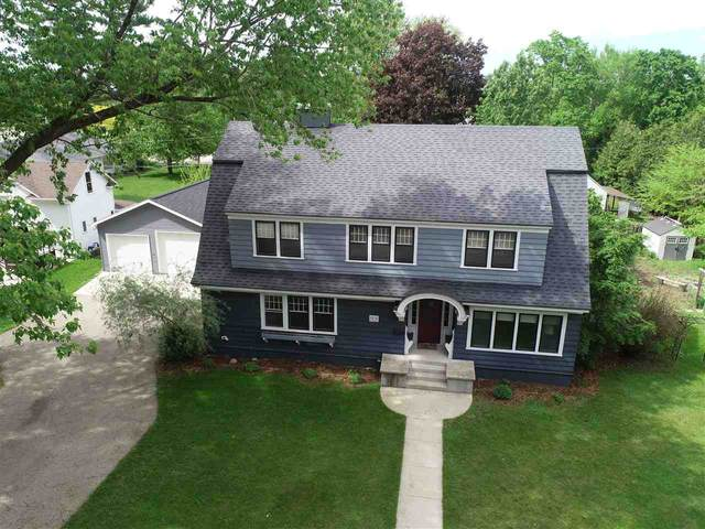 501 W 4TH Street, Shawano, WI 54166 (#50218456) :: Dallaire Realty