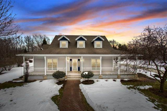 W4412 Overland Trail, Fond Du Lac, WI 54937 (#50218550) :: Todd Wiese Homeselling System, Inc.