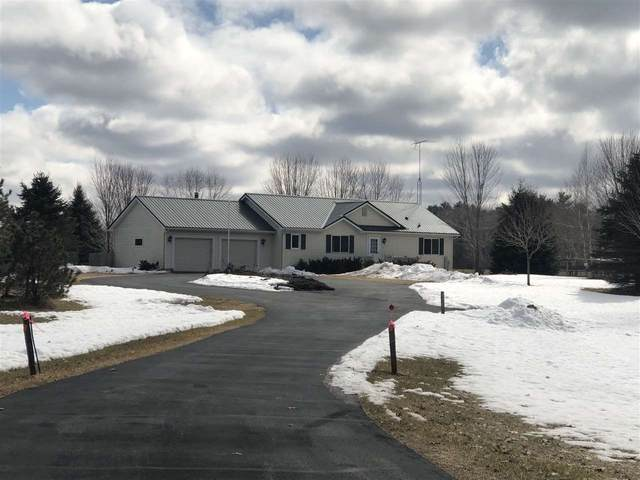 N2852 Hwy K, Shawano, WI 54166 (#50218660) :: Todd Wiese Homeselling System, Inc.