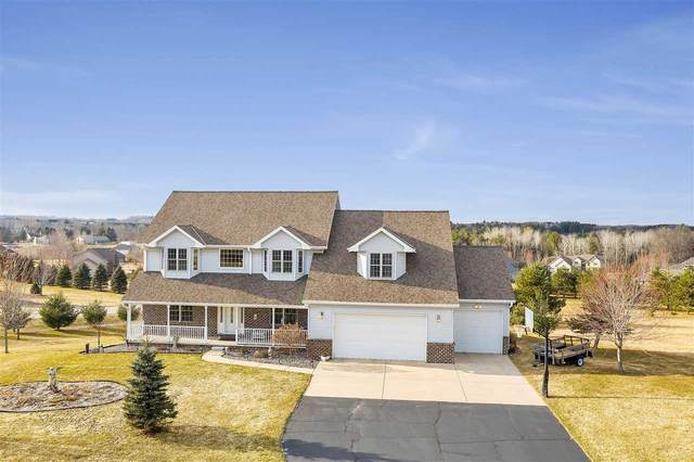 3263 Gray Hawk Trail, Suamico, WI 54313 (#50218687) :: Todd Wiese Homeselling System, Inc.