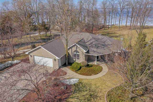 5351 Sand Beach Drive, Luxemburg, WI 54217 (#50219038) :: Todd Wiese Homeselling System, Inc.