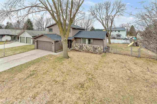 1422 Windmar Drive, Neenah, WI 54956 (#50219624) :: Todd Wiese Homeselling System, Inc.