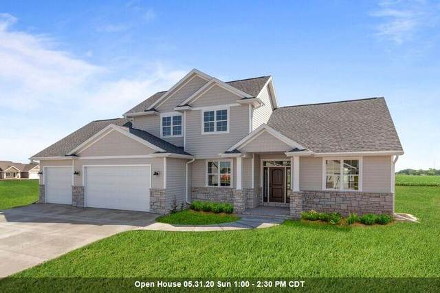 N9362 Touchdown Drive, Appleton, WI 54915 (#50220051) :: Todd Wiese Homeselling System, Inc.
