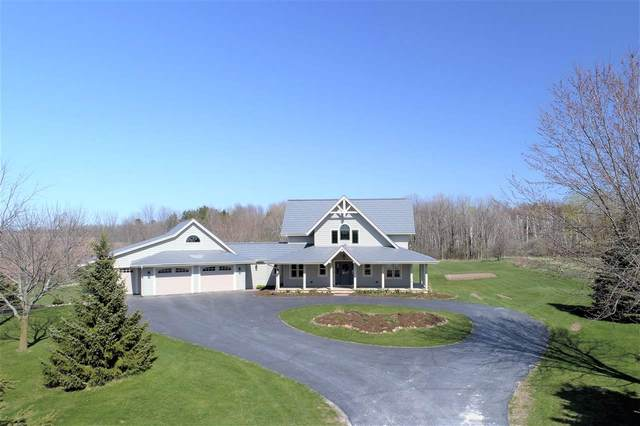 4341 S Hwy P, Denmark, WI 54208 (#50220168) :: Todd Wiese Homeselling System, Inc.
