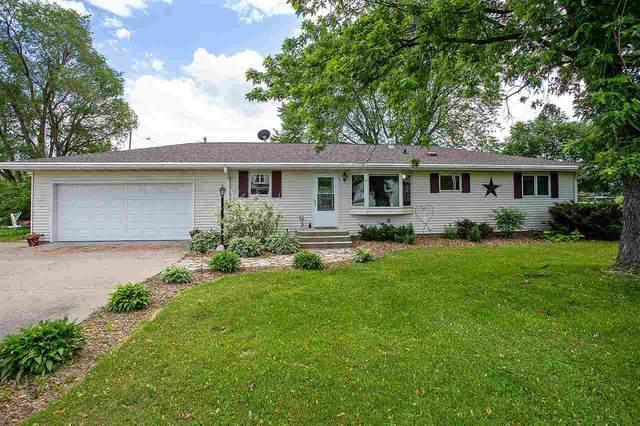 315 N Webster Avenue, Omro, WI 54963 (#50221430) :: Todd Wiese Homeselling System, Inc.