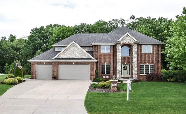 2881 Creekwood Circle, Green Bay, WI 54311 (#50221897) :: Todd Wiese Homeselling System, Inc.