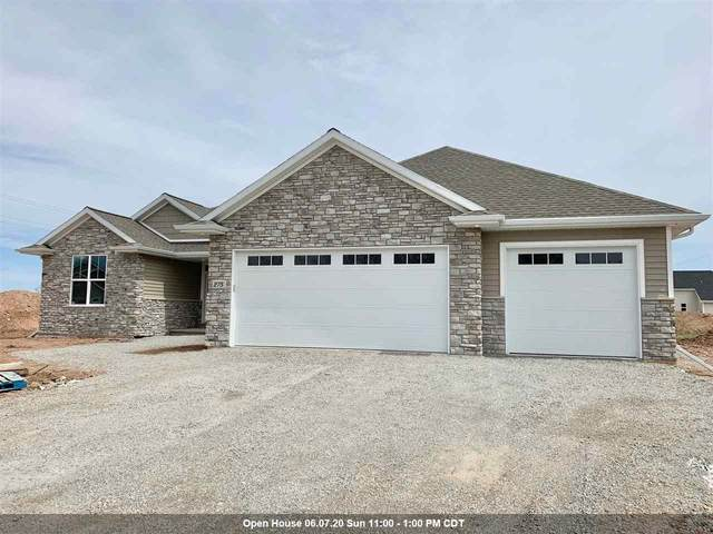 275 Rivers Edge Drive, Kimberly, WI 54136 (#50222027) :: Dallaire Realty
