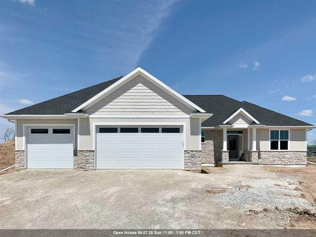 225 Rivers Edge Drive, Kimberly, WI 54136 (#50222028) :: Dallaire Realty