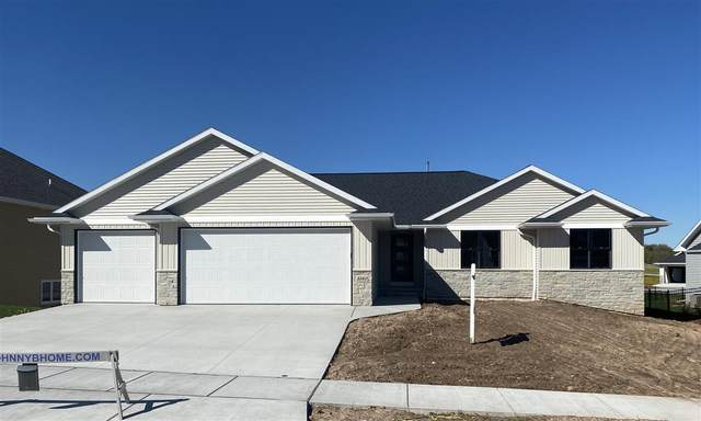 3340 Largo Ridge Drive, Green Bay, WI 54311 (#50222280) :: Symes Realty, LLC