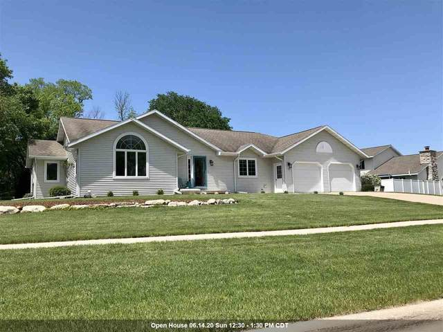 196 Harmsen Avenue, Waupun, WI 53963 (#50222862) :: Dallaire Realty