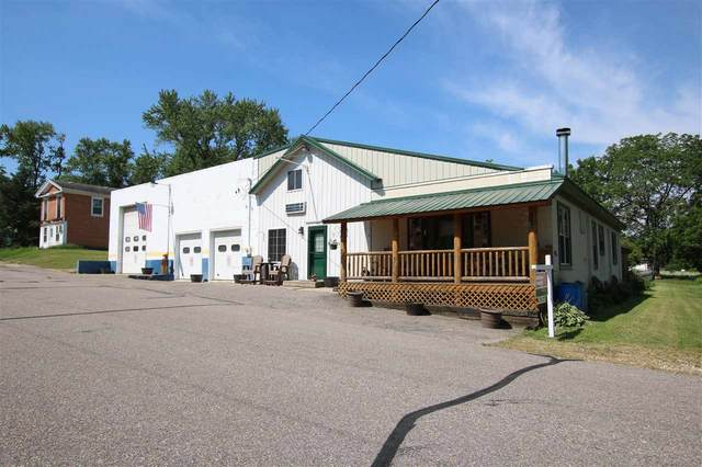136 Resort Street, Marquette, WI 53946 (#50223850) :: Dallaire Realty