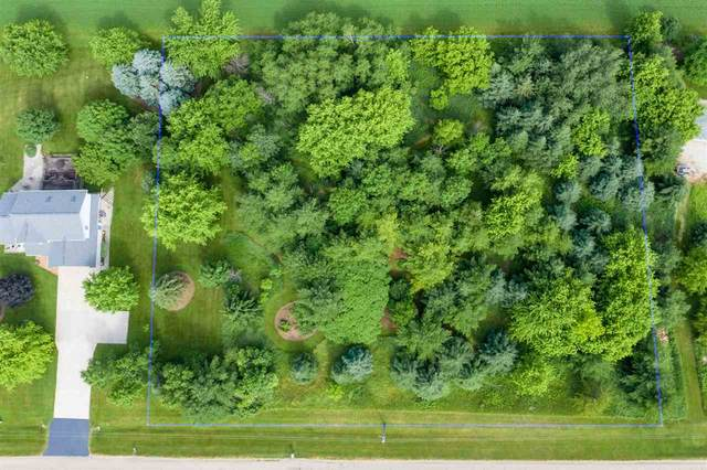 Town Hall Road, Eldorado, WI 54932 (#50224332) :: Todd Wiese Homeselling System, Inc.