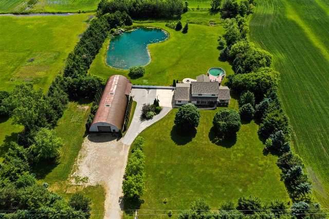 4539 Hwy U, Wrightstown, WI 54180 (#50224351) :: Ben Bartolazzi Real Estate Inc