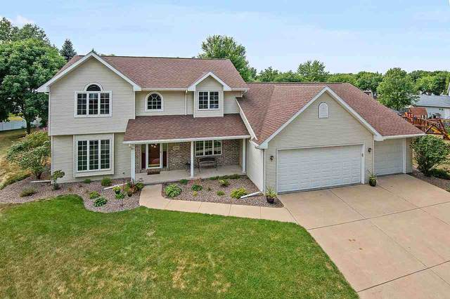 2949 Painted Trail, Green Bay, WI 54313 (#50225695) :: Symes Realty, LLC