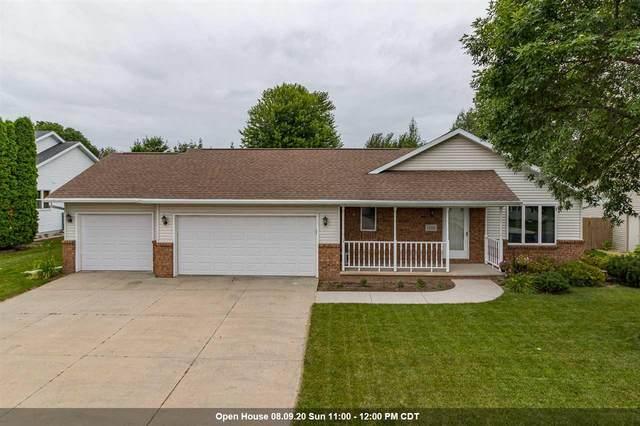 1129 Fieldview Drive, Menasha, WI 54952 (#50226584) :: Ben Bartolazzi Real Estate Inc