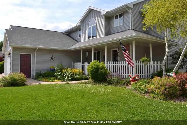 W6040 Cornflower Drive, Appleton, WI 54915 (#50227029) :: Carolyn Stark Real Estate Team