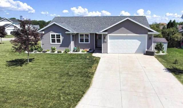 279 Fort Drive, Neenah, WI 54956 (#50227144) :: Carolyn Stark Real Estate Team