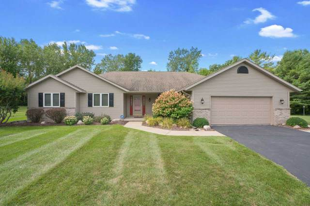 5345 Sand Beach Drive, Luxemburg, WI 54217 (#50228558) :: Symes Realty, LLC