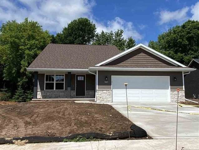 1261 Clementine Road, Green Bay, WI 54313 (#50228816) :: Symes Realty, LLC