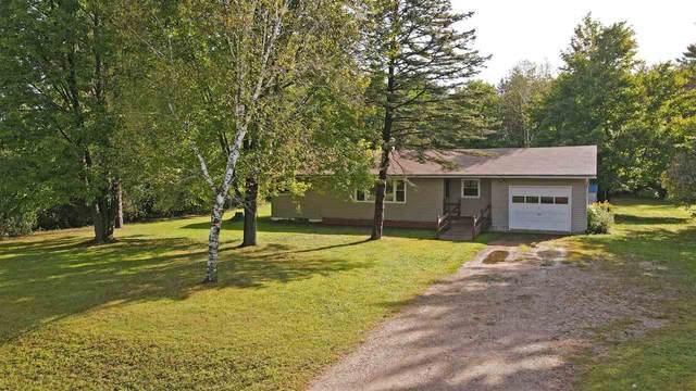 N7746 Hwy J, Iola, WI 54945 (#50229112) :: Ben Bartolazzi Real Estate Inc