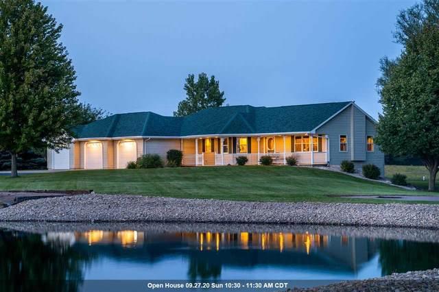 N6540 Hwy Pp, Black Creek, WI 54106 (#50229365) :: Symes Realty, LLC