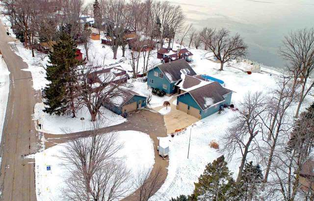 N6495 Harrison Road, Hilbert, WI 54129 (#50229639) :: Dallaire Realty