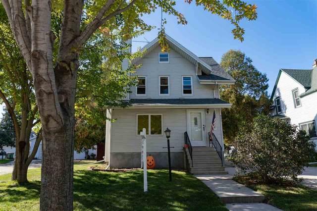 927 Wisconsin Avenue, North Fond Du Lac, WI 54937 (#50230781) :: Carolyn Stark Real Estate Team