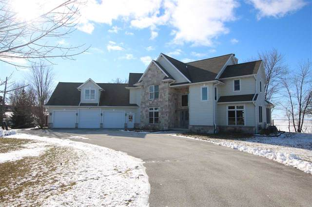 N2281 Lakewood Lane, Chilton, WI 53014 (#50230783) :: Town & Country Real Estate
