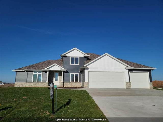 W7111 Ridgeline Trail, Greenville, WI 54942 (#50232153) :: Town & Country Real Estate