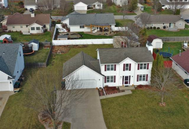 2798 Friendly Circle, Green Bay, WI 54313 (#50232282) :: Ben Bartolazzi Real Estate Inc