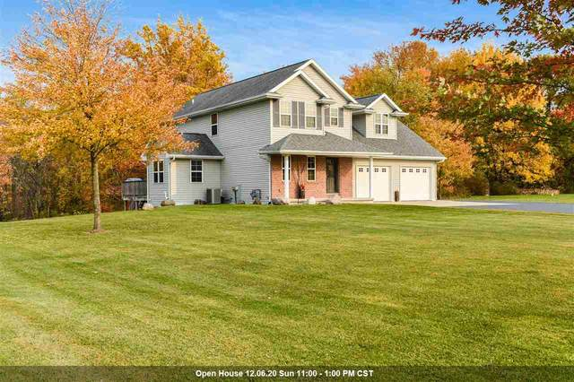 388 Falcon Circle, Pulaski, WI 54162 (#50232529) :: Ben Bartolazzi Real Estate Inc