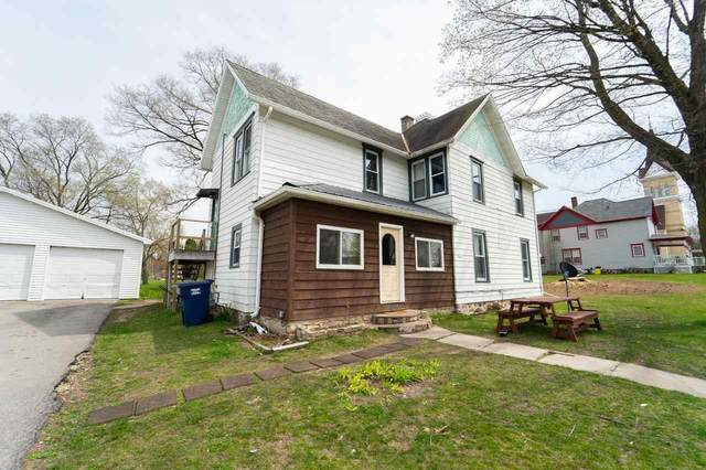 514 S Bridge Street, Manawa, WI 54949 (#50234941) :: Ben Bartolazzi Real Estate Inc
