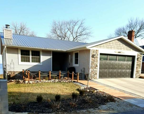 6007 Sunset Shores Road, Luxemburg, WI 54217 (#50235779) :: Symes Realty, LLC