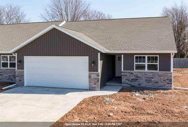 1300 Daytona Lane, Little Chute, WI 54140 (#50237515) :: Dallaire Realty