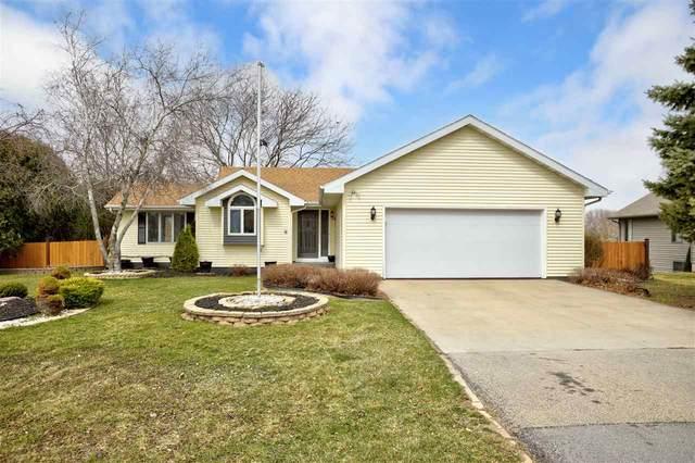 W4940 Sunset Lake Court, Sherwood, WI 54169 (#50237542) :: Todd Wiese Homeselling System, Inc.