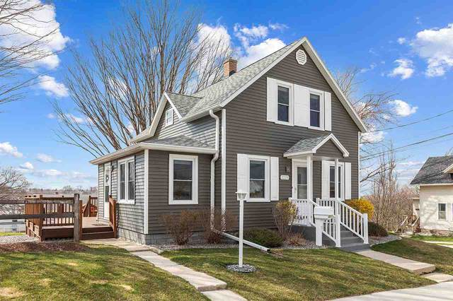 2229 Jackson Street, New Holstein, WI 53061 (#50237706) :: Town & Country Real Estate