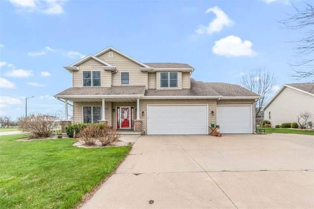4089 N Crane Drive, Appleton, WI 54913 (#50239153) :: Todd Wiese Homeselling System, Inc.