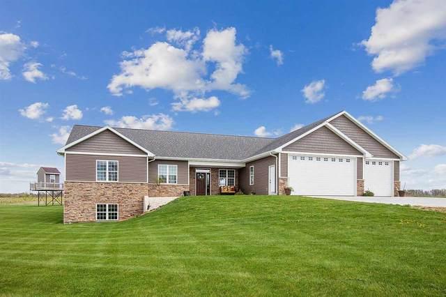 7045 Elmro Road, Greenleaf, WI 54126 (#50239294) :: Carolyn Stark Real Estate Team
