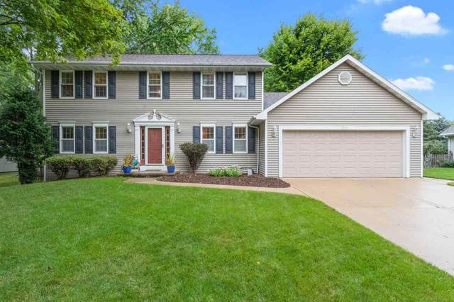 3310 Windover Road, Green Bay, WI 54313 (#50239610) :: Ben Bartolazzi Real Estate Inc