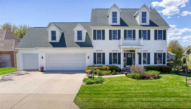 1415 Rogers Court, Neenah, WI 54956 (#50240050) :: Dallaire Realty