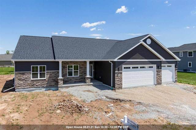 5600 N Amethyst Drive, Appleton, WI 54913 (#50240509) :: Carolyn Stark Real Estate Team