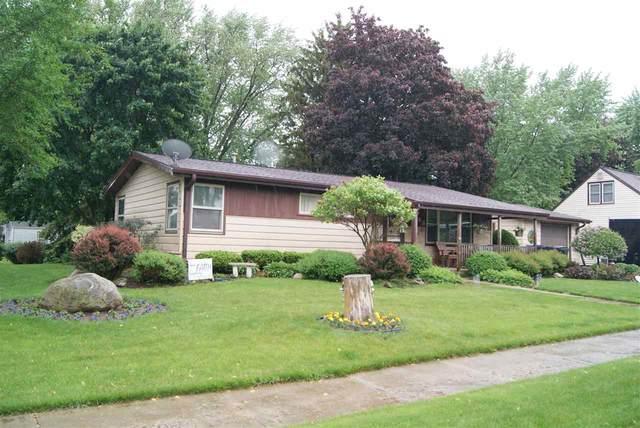 243 Horn Street, Brillion, WI 54110 (#50240988) :: Carolyn Stark Real Estate Team