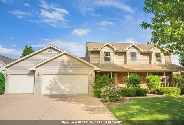 685 Trumpeter Trail, De Pere, WI 54115 (#50241381) :: Carolyn Stark Real Estate Team