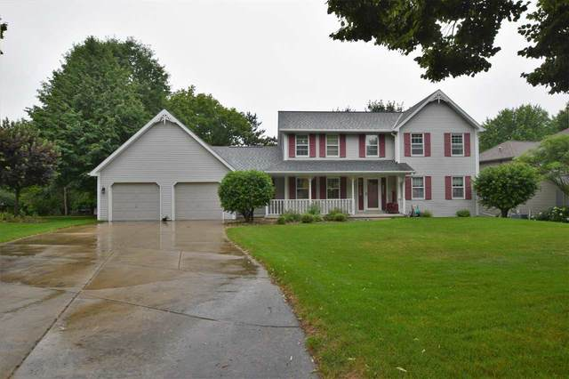 1720 Coronation Court, Green Bay, WI 54313 (#50243725) :: Symes Realty, LLC